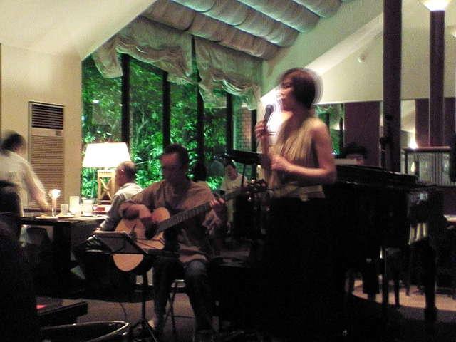 Jazzの夜